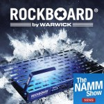 NAMM 2019: Rock your Pedalboard with RockBoard products from Framus