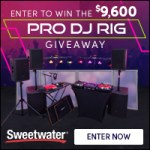 Sweetwater $9600 PRO DJ RIG GIVEAWAY!