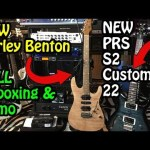 TTK LIVE - New HARLEY BENTON Guitars - ANY GOOD?  Let's Check Them Out!