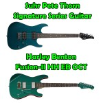 Un-Suhr-tain Future?  Is Harley Benton Crashing the Premium, Professional-Grade Party?