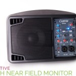 Carvin Has Solo Artists Covered with a 3 Channel Near Field Monitor / Mixer