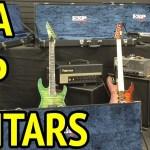 USA ESP Guitars - Inc. Factory Tour Overview