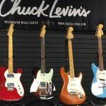 FENDER VINTERA GUITARS - FULL LOOK & LISTEN - CHUCK LEVINS