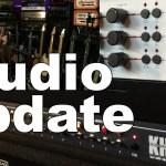 STUDIO UPDATE ... BETTER WORKFLOW w/ the KHE ACS 8x4 Amp Switcher