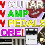 LOTS OF COOL NEW TOYS - LIVE UNBOXING & DEMO - Peavey, REVV, Two Notes, LPD Pedals & MORE!