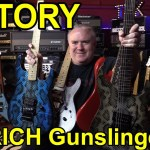 EVERY BC RICH GUNSLINGER in my COLLECTION (inc. STiii)