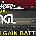 EPIC HIGH GAIN AMP BATTLE!  Diezel vs. ENGL (Synergy Amp)