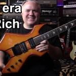 OLD vs. NEW BC Rich Guitars!  My 2000 Neck-Thru Series Warlock!