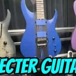 Schecter Guitars - Walk-Thru - PRIVATE ROOM at Winter NAMM 2020