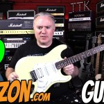 $99 Amazon.com Guitar - Demo & Review