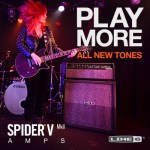 Line 6 SPIDER V MkII - ALL NEW TONES!