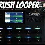 The BIGGEST Looper Pedal on the Market - Headrush Looperboard - Demo & Overview