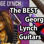 If you like George Lynch - you will WANT these 2 Guitars ...