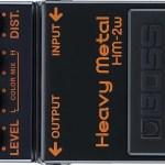 HEAVY METAL NIGHT!  BOSS HM-2W at 105db Ending!!!  TTK LIVE