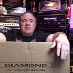DIAMOND AMPS - ASSASSIN - UNBOXING.  A GO-TO AMP for TOURING  ARTISTS! demo review first-look