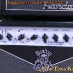 Randall Amps - Winter NAMM 2011 '11 - NEW Lynchbox LB103 LB50 & Diavlo Series!