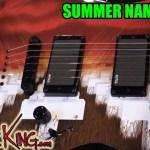 ESP Guitars - Mastodon Bill Kelliher & Metallica Master of Puppets - Summer NAMM 2016
