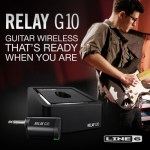 Line 6 Relay G10 - Easiest Guitar Wireless System Ever?