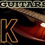 Guitars in 4K - Michael Kelly 1963