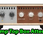 OX - Amp Top Box Attenuator by Universal Audio - Summer NAMM 2017