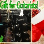 ULTIMATE STOCKING STUFFER for GUITARISTS! ROADIE2 TUNER