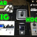 GUITAR SIGNAL CHAIN & HOOK-UP for DEMO VIDEOS
