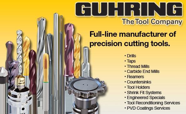 Guhring Cutting Tools