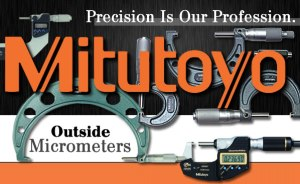 mitutoyo+outside+micrometer