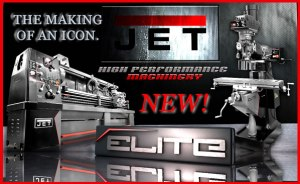 JET Elite - Machinery and Equipment