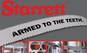 Starrett Band Saw Blades
