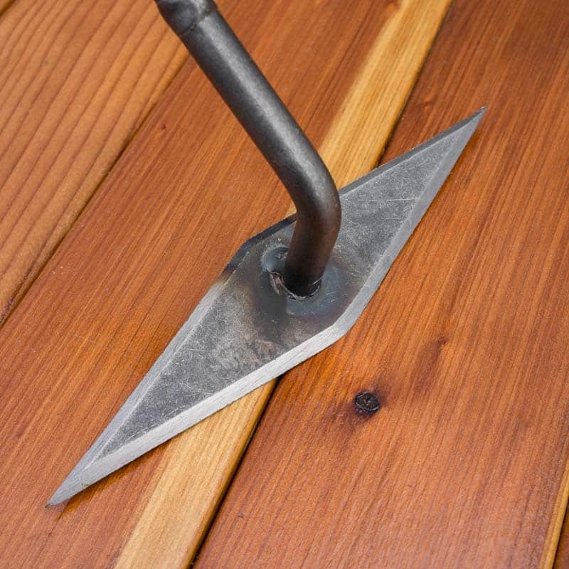 Garden Hoe Blade Narrow