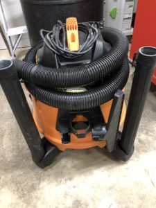 Ridgid attachments