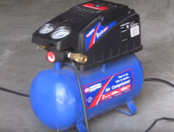 How to Drain Air Compressor