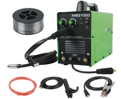 Reboot MIG150 Welding Machine