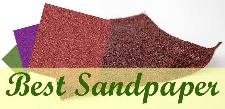 best sandpaper for wood and drywall