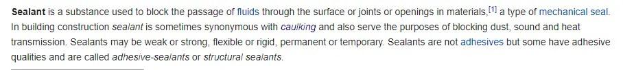 wikipedia sealnt definition
