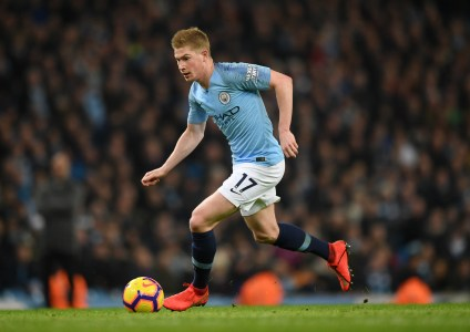 Why Is Nobody Talking About Kevin De Bruyne's Awful Season?