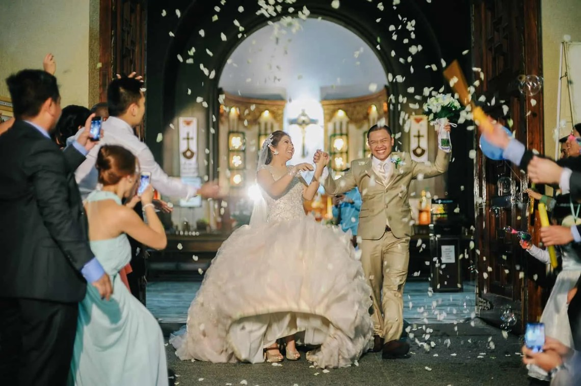 Weddings, Wedding Bloopers
