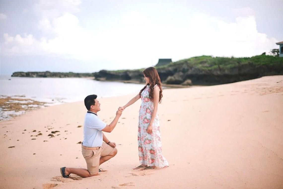 break-up proposal