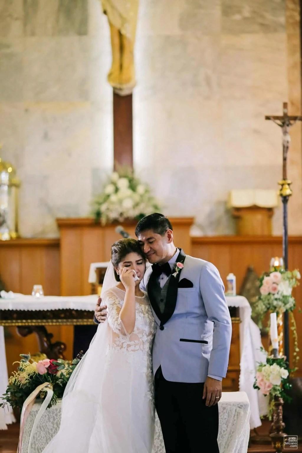Surprise Wedding, Paolo Feliciano