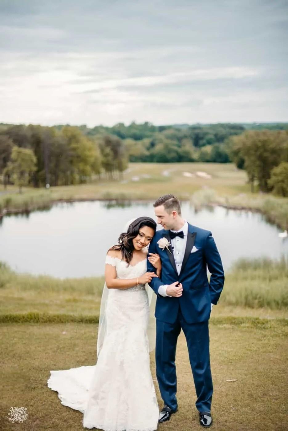 Rustic Garden Wedding, When Stars Align Photo