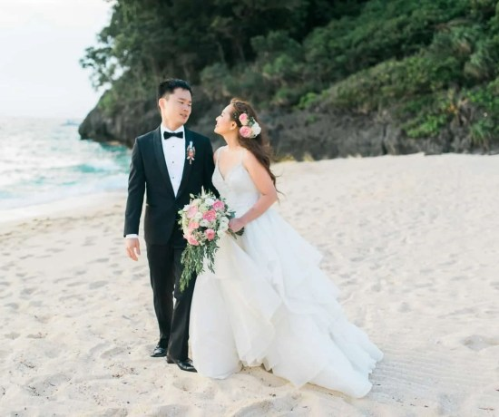 Sean And Karel Marquez' Wedding: 3 Times Silence Spoke