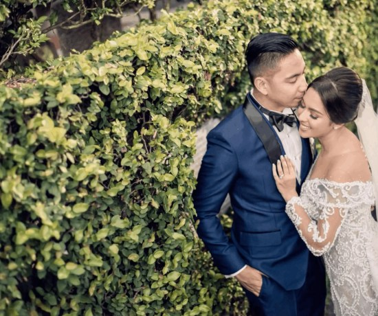Karel Marquez' wedding