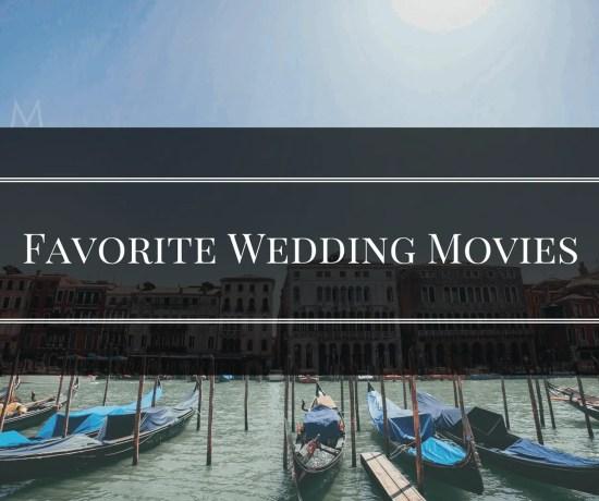 favorite wedding movies