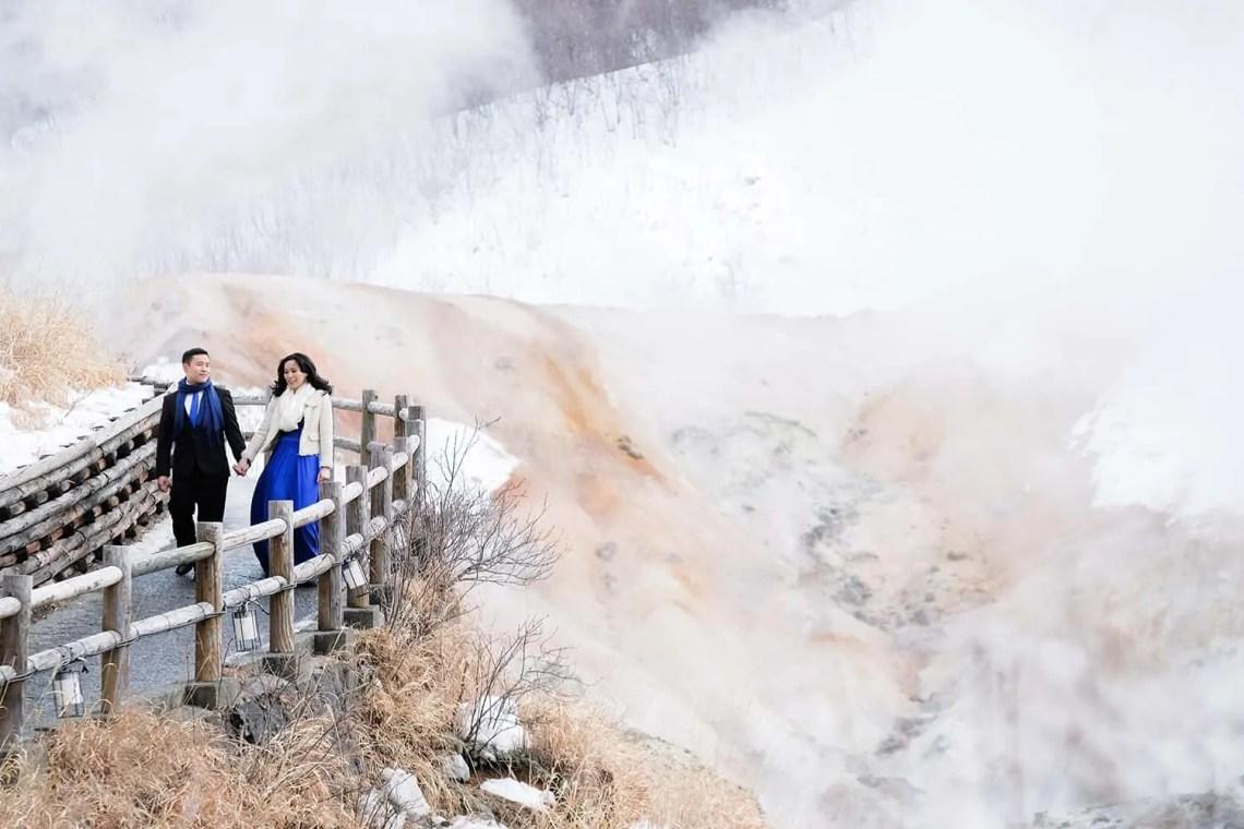 Hokkaido Prenup, Nelwin Uy