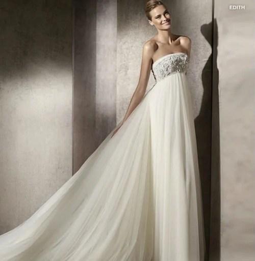 Choosing a bridal gown