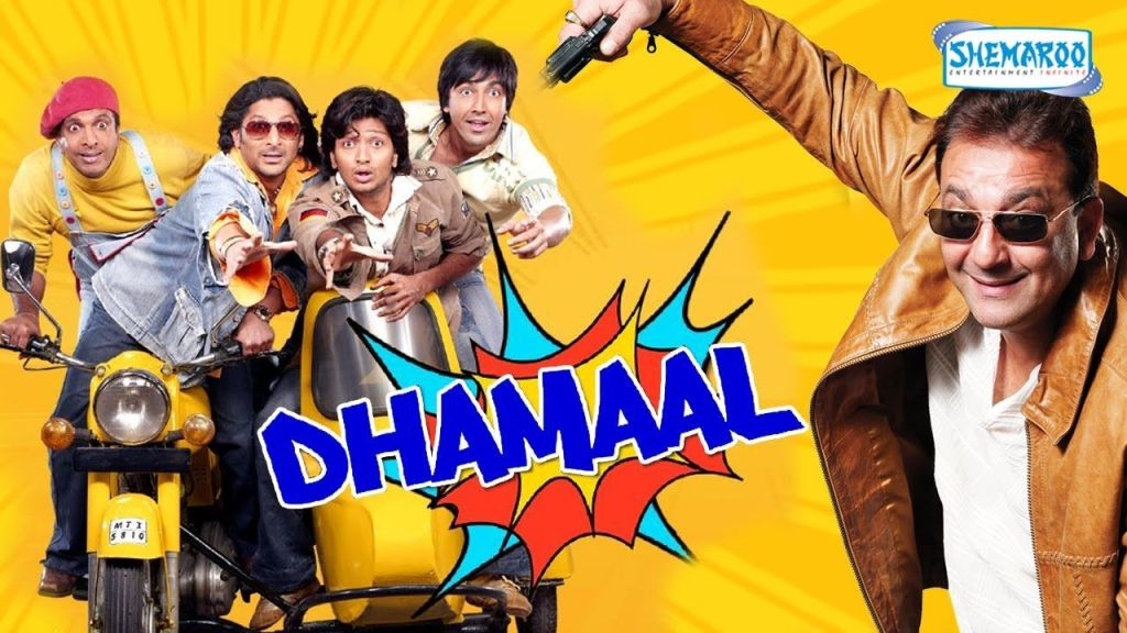 ^th best hindi comedy movies