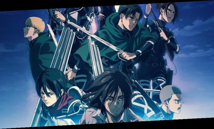 1st best Action Anime