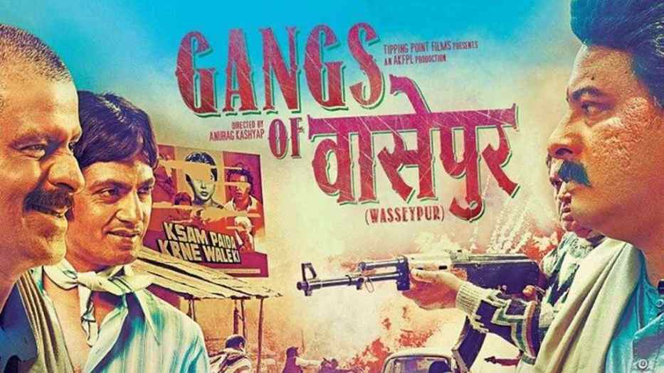 1st Bollywood Gangster Movies