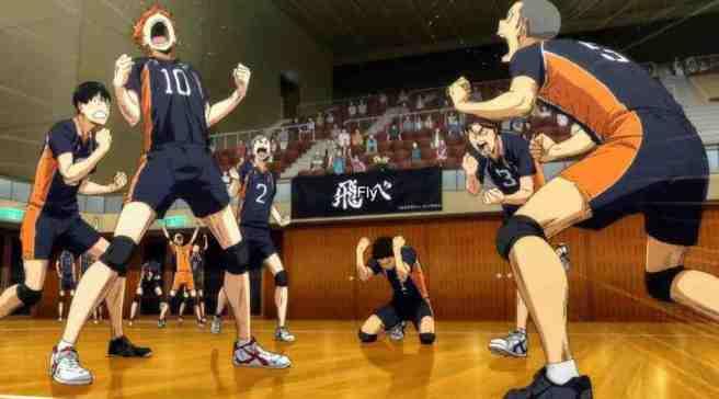 1st best sports anime